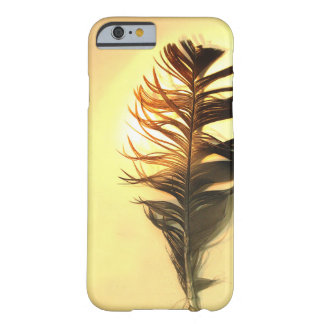 Black Feather iPhone 6/6s Case