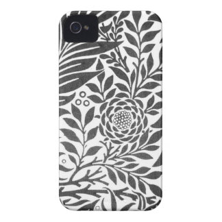 Black Fern iphone 4 barely there case