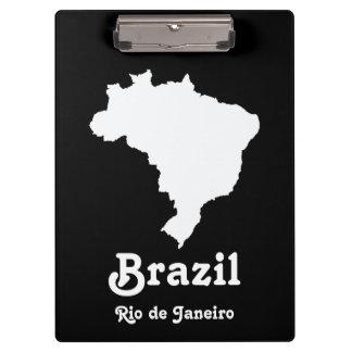 Black Festive Brazil at Emporio Moffa Clipboard