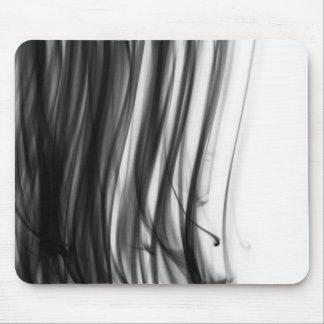 Black Fire III Mousepad by Artist C.L. Brown