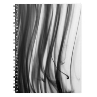 Black Fire III Notebook by Artist C.L. Brown