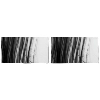 Black Fire III Pair of Pillowcases by C.L. Brown