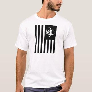 Black Flag Biological Outbreak - T-Shirt