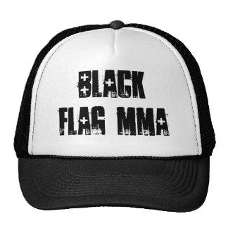 Black Flag MMA Cap