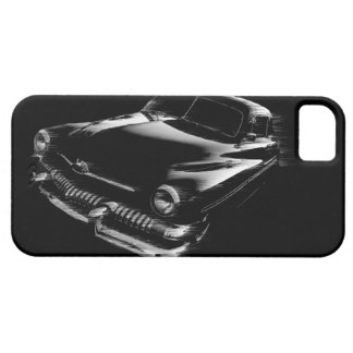 Black Flash Car Barely There iPhone 5 Case