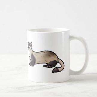 Black Footed Ferret Coffee Mug