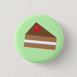 Black Forest Cake 3 Cm Round Badge