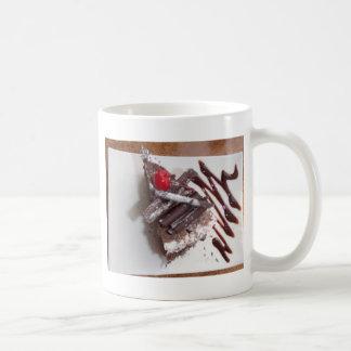 Black forest cake mug