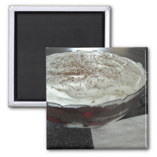 Black Forest Trifle - magnet