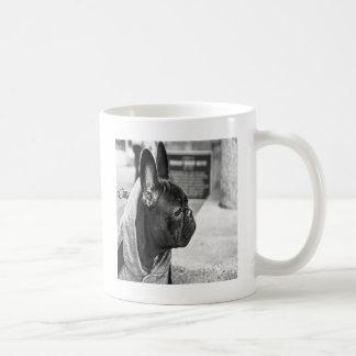 Black French Bulldog Coffee Mug