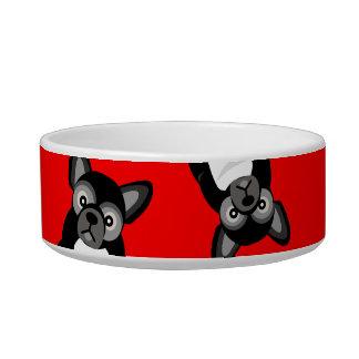 Black French Bulldog Cute Frenchie Puppy Bowl