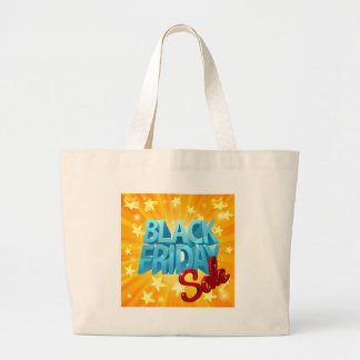 Black Friday Sale Large Tote Bag