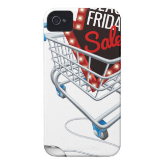 Black Friday Sale Online Trolley Computer Mouse Case-Mate iPhone 4 Case