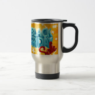 Black Friday Sale Travel Mug