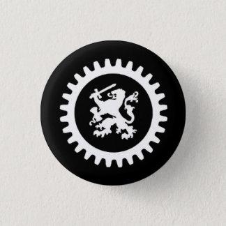 Black front Button