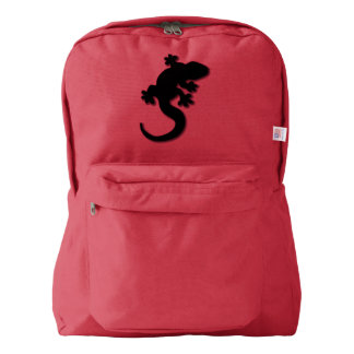 Black Gecko Backpack