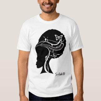 Black Girl, LOGO2 Tshirts