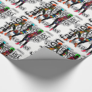 Black Girls Rock Wrapping Paper