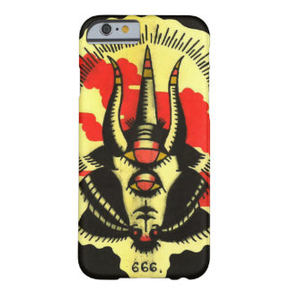 Black Goat Phone Number of the Beast Barely There iPhone 6 Case