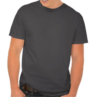 Black/Gold Damask Fleur de Lis Tshirt