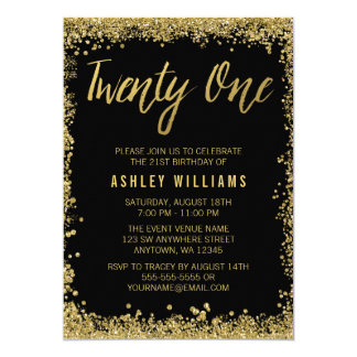 21st Birthday Invitations & Announcements | Zazzle.com.au