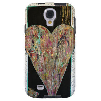Black Gold Galaxy S4 Case