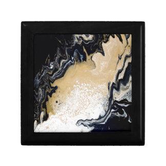 Black Gold Gift Box