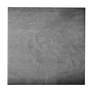 Black Grey Chalkboard Blackboard Background Small Square Tile