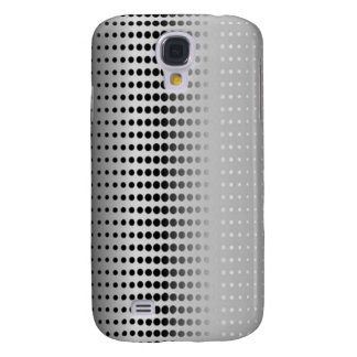 Black Grey Pattern - Samsung Galaxy S4 Case