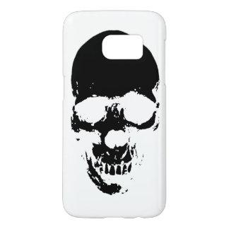 Black Grim Reaper Skull