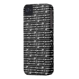 Black guitars iPhone 4 covers