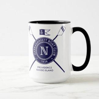 Black Handle/Interior NBC Mug