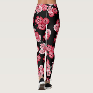 Black Hawaiian Multi Leggings (2)
