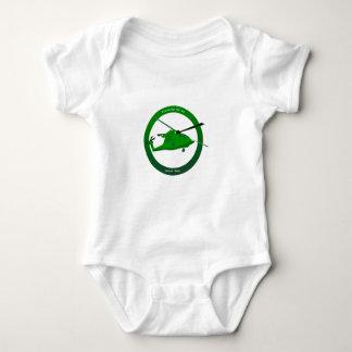 Black Hawk Baby Bodysuit