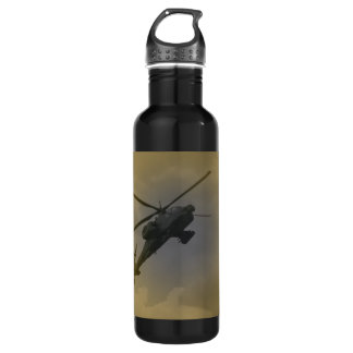 Black Hawk Helicopter 710 Ml Water Bottle