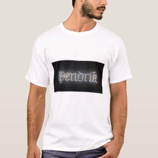 Black Hendrik T-Shirt