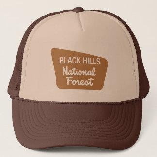 Black Hills National Forest (Sign) Trucker Hat