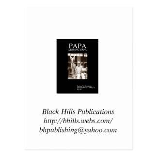 Black Hills Publications Post Card