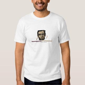 Black History Month: President Abraham Lincoln Tshirt