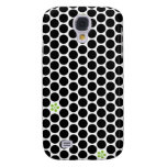 Black Hive Abstract iPhone 3 Case