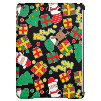 Black - Ho Ho Santa