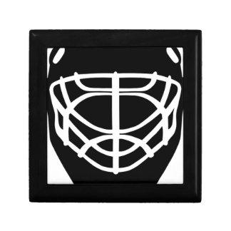 Black Hockey Mask Gift Box