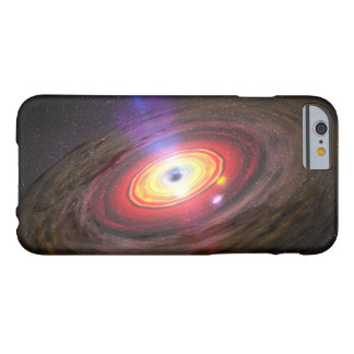 Black Hole Barely There iPhone 6 Case
