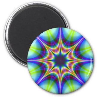Black Hole Fractal Magnet