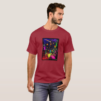 Black Hole Fresh Paint Edition T-Shirt