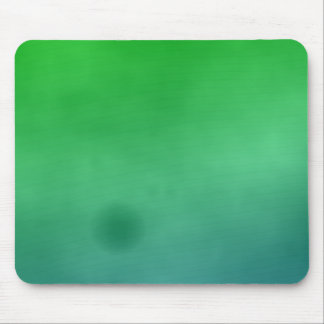 Black Hole in Green Mouse Pad