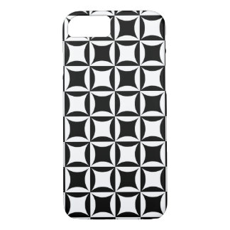 Black Hole in the Barn Door Pattern iPhone 7 Case