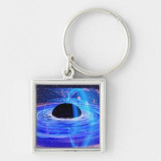 Black Hole Key Ring
