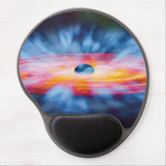 Black Hole Outflows Gel Mouse Pad