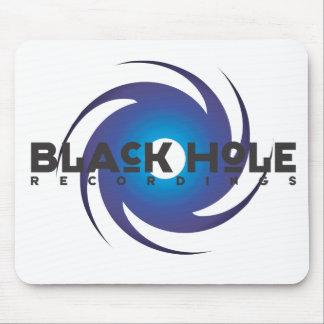 """Black Hole Recordings """"Blue"""" Mousepad"""